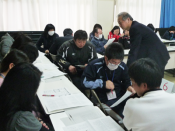 Read more about the article 中学校の職員研修会(道徳)