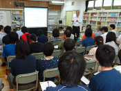 Read more about the article 中学校区の生徒指導研修会(大阪)