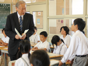 Read more about the article 小学校「道徳の授業」に挑戦!